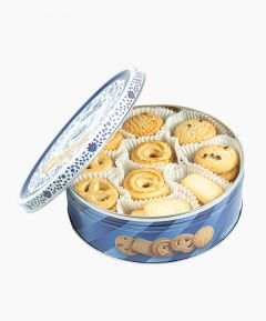 Vintage Butter Cookie Tin