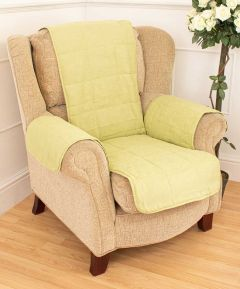 Quilted Furniture Protector Set - Three Seater