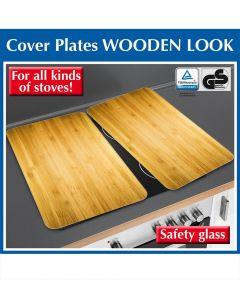 Cover Plates Wood Look