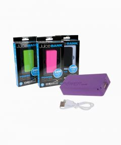 Juice Bank Phone Charger