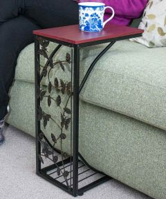 Side Table - Butterfly Design