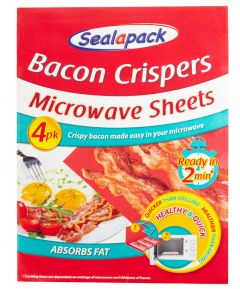 Bacon Crispers - Microwave Sheets