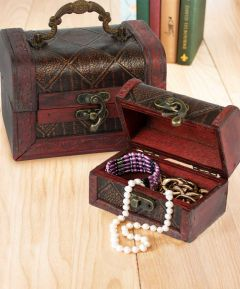 Treasure Chests x 2