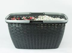 Laundry Basket with Handles