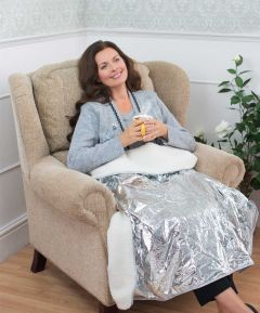 35 Below Silver Blanket