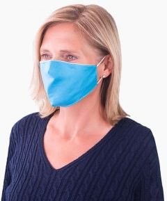 Reusable Face Covering - Blue