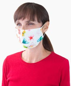 Reusable Face Covering - Butterfly