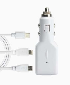 3 IN 1Car Charger