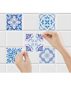Tile Stickers - Pack of 12