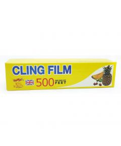Cling Film 500ft Pack of 2