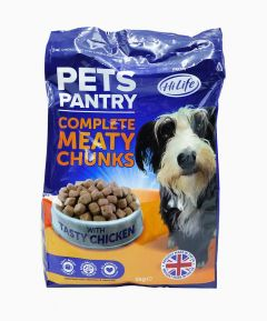 Pets Pantry Complete Dog Food Chicken - Pack of 4