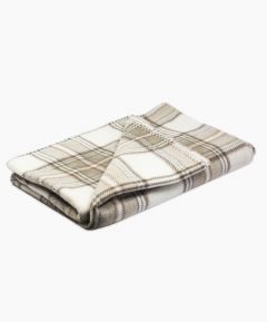 Checked Fleece Blanket