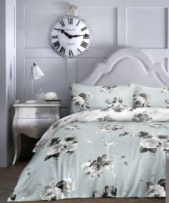 Duvet Set Charlotte - Duck Egg Blue