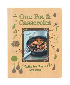 One Pot & Casseroles RRP £14.99