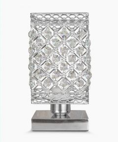Jewelled Touch Lamp