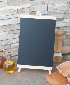 Chalkboard Easel with FREE Chalk