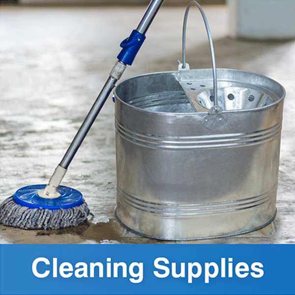 Browse our range of Cleaning Supplies